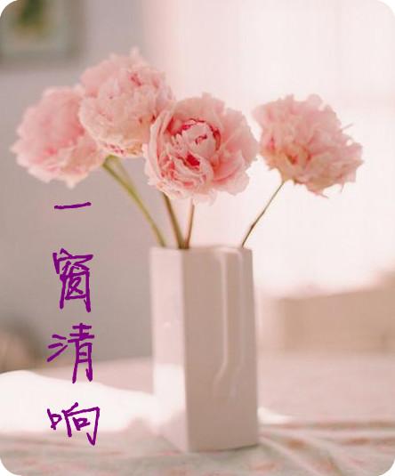 纸藤花牡丹制作图解