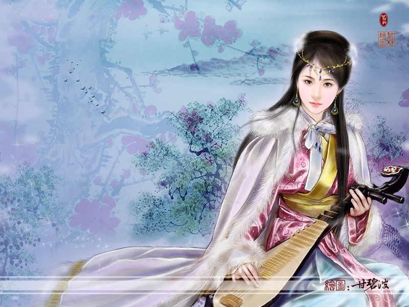 浪淘沙·王昭君(新韵)