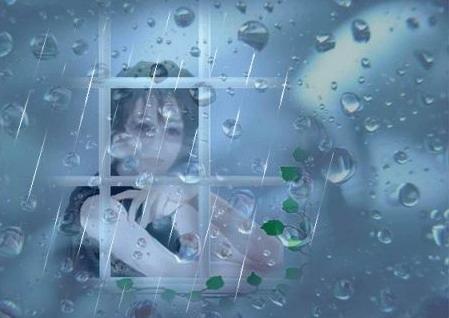 【学写古风】夜雨敲窗偶感 - 枫叶 - 枫叶的博客