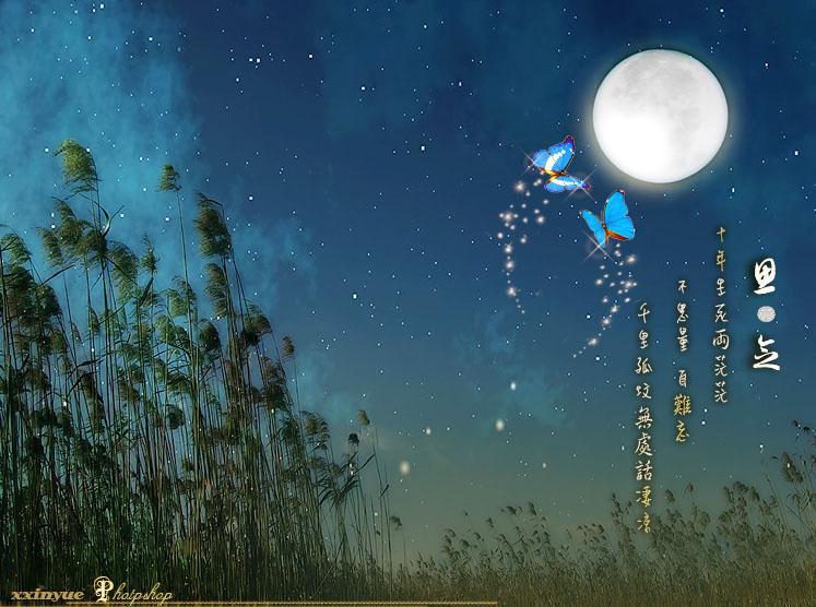 关于星空的现代诗歌