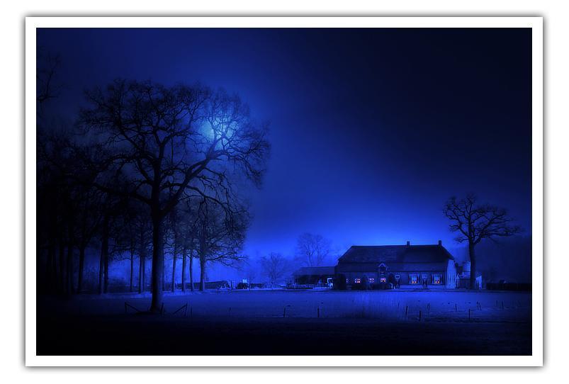夜未央(原创) - 绿色年华 - czljljt 的博客