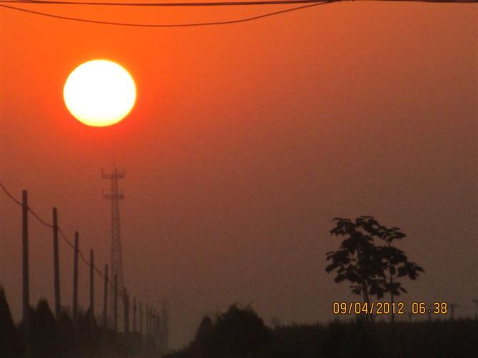 咸阳——我可爱的家乡