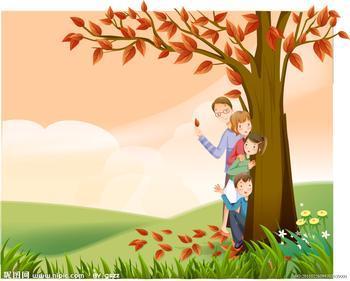 爱是陪伴幼儿图画
