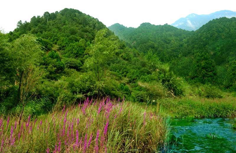 意境大山风景高清图片