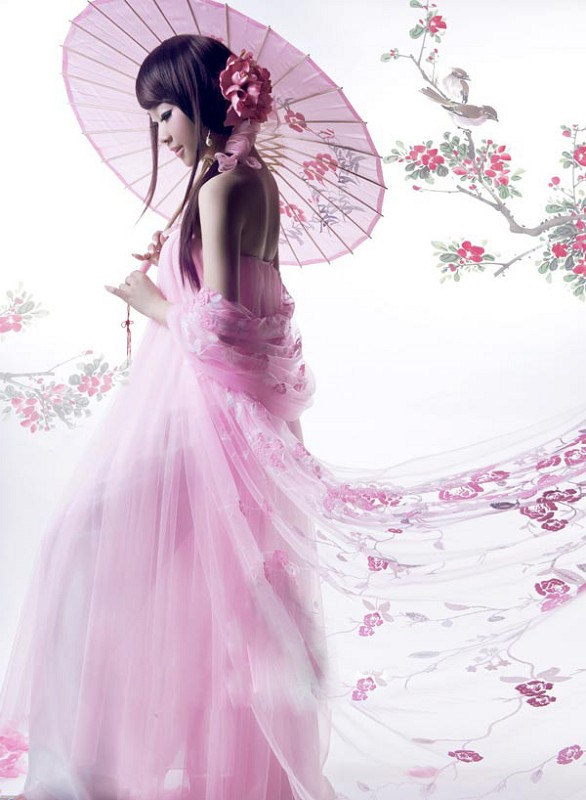 谁能告诉我一些情致缠绵的诗词,例如韦庄的女冠子,,