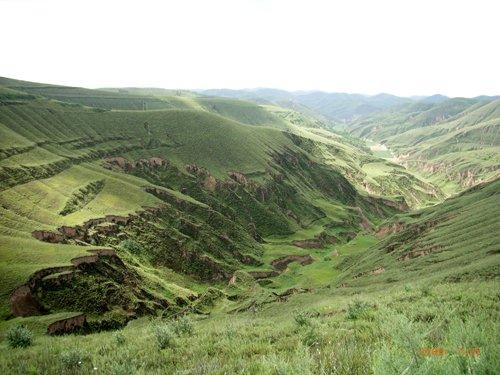内蒙古公庙子地图