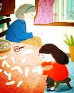 【浪花·感动】清明节怀念奶奶(散文)