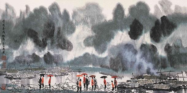 【轻舞】春雨(散文)