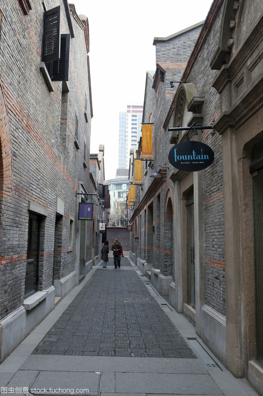【荷塘】古老的砖巷(散文)
