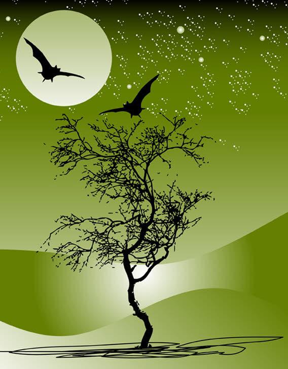 背景 壁纸 绿色 绿叶 设计 矢量 矢量图 树叶 素材 植物 桌面 568_727
