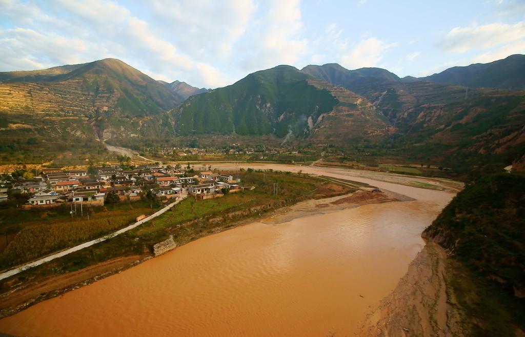 江南大山风景图片