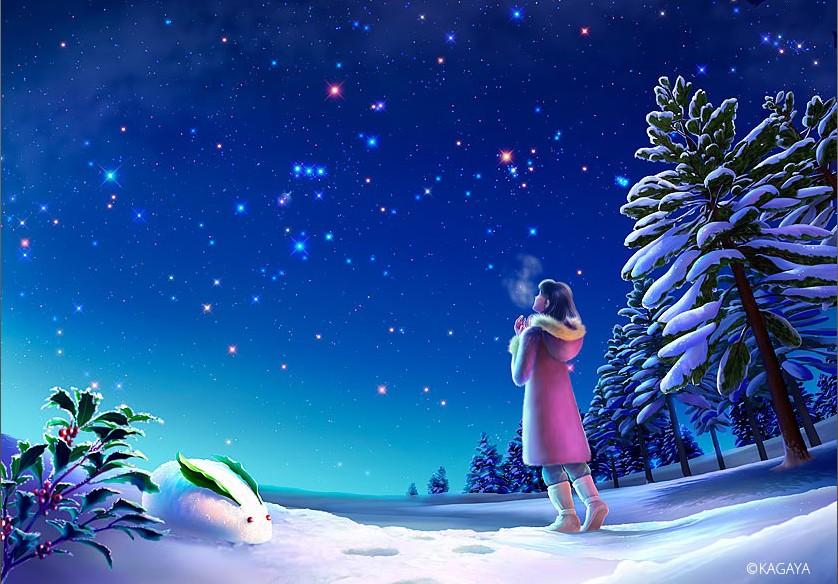 很多时候,在没有月光的夜晚,我就想着在这寂寞的夜空画下月亮吧