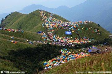j龙岩江山风景