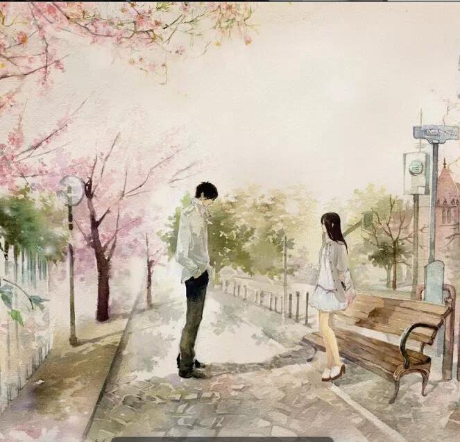 有些人,离开已经很久很久,却会在你的心里活成永恒,就像风会记得一朵花的香,你会一直一直记得她。    题记       一、春暖花开的季节,遇见你    走在热闹的街头,有种恍若隔世的感觉,那场意外后,我陷入黑暗中,整个人变得孤僻,暴燥。六年了,再次重见光彩,让我欣喜若狂,有着对色彩深深的眷恋。贪婪的观察着周边的一切,只想看得多一点,再多一点,蓝天白云那么温柔,微风轻拂,阳光温热,行人那么亲切,连扬起的灰尘,都在阳光下欢快的跳舞。    街头不复我年少时的熟悉,六年的时间,它也在悄悄的改变,我变了,它