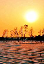 【浪花•感动】这个时代,夕阳应该是最红的(随笔)