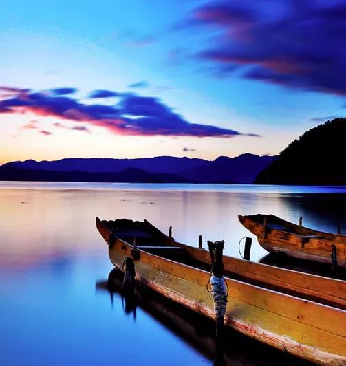 【流年·岸】时光,重叠在一片湖上(征文·散文)