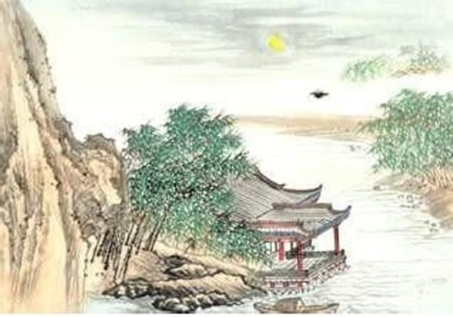 【八一】七律·秋夜有寄(古韵外三首·家园)