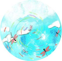 【萌芽】童年相遇《红蜻蜓》(记叙文)