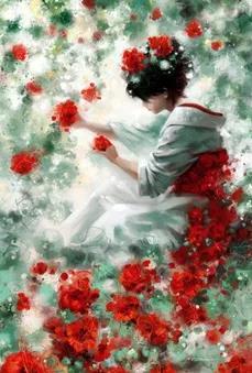 【流年】情人,开在生命里的玫瑰(散文)