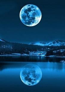 【流年·岸】水里的月亮在天上(征文·小说)