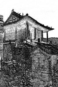 【江南故事】村庄素描(散文)