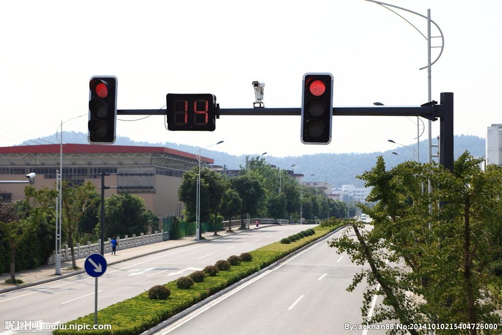 【天涯】红绿灯路口〔微型小说〕