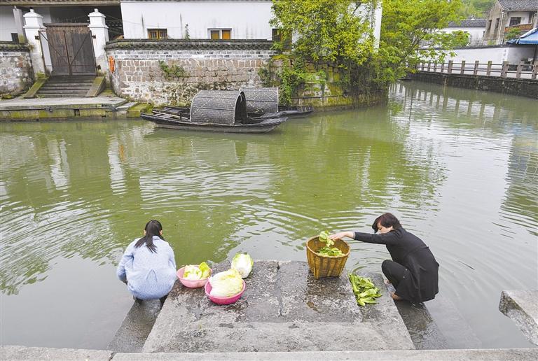 【流年】女人的河埠头(散文)
