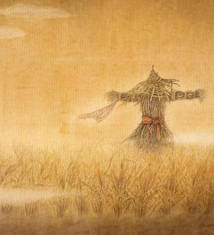 【流年】稻草人(散文)