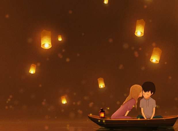 【晓荷】那时候,我不懂爱情(小说)