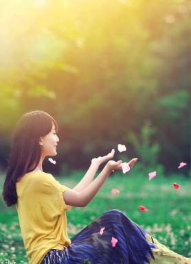 【菊韵】爱之歌——只为你(诗歌)