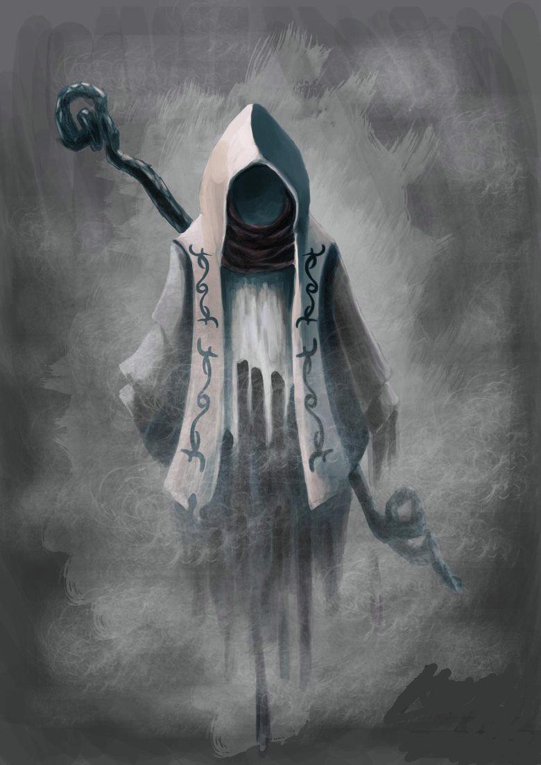 【雀巢】幽灵(小说)