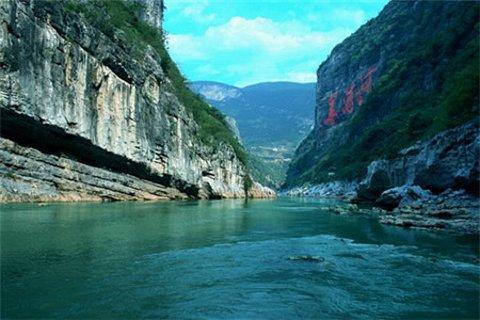 春到赤水河(写话)