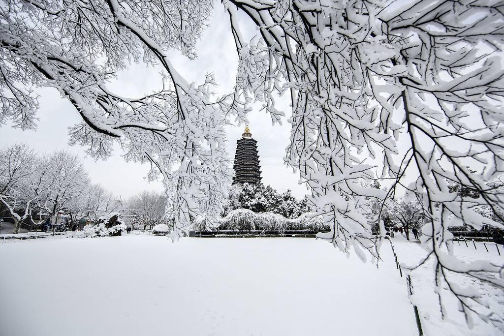 【暗香时光】江南之雪(散文)