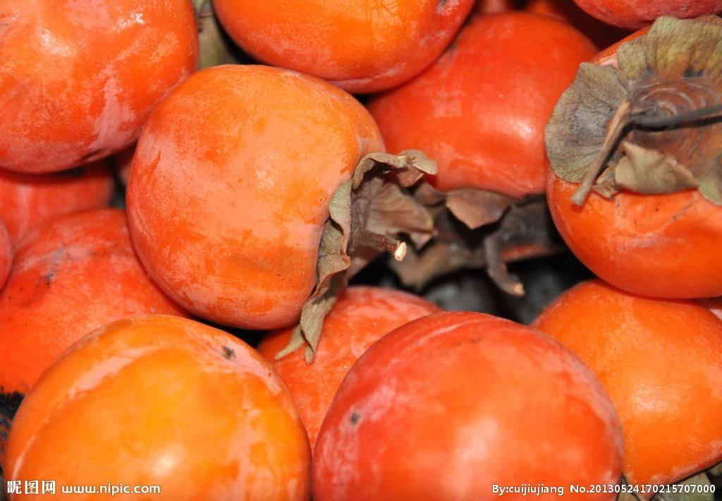 【荷塘】最是黎城柿子甜(散文)