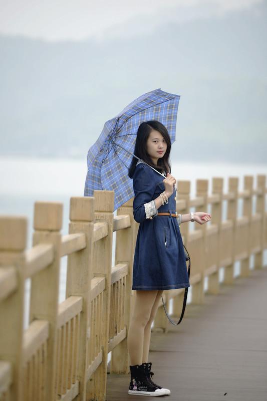 【清风】如梦令.黄昏烟雨(古韵)