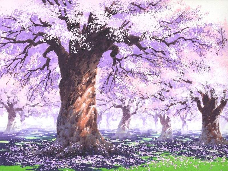 【丁香】风吹过紫藤(散文)