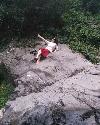 做一块石头...