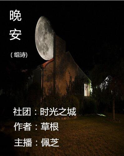 晚安(组诗)