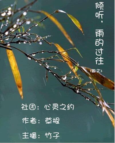 倾听,雨的过往(散文)