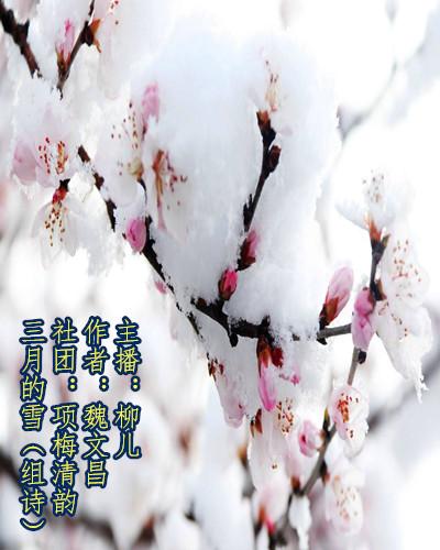 【清韵】三月的雪(组诗)